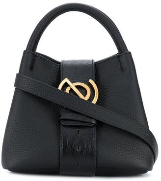 Zanellato Zoe pebbled-effect tote bag