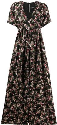 Twin-Set Floral Print Jumpsuit