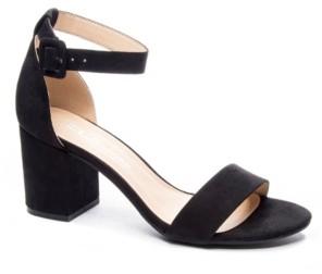 Chinese Laundry Women's Jody Block Heel Sandals Women's Shoes