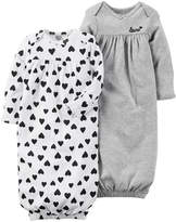 Carter's Long Sleeve Nightgown-Baby Girls