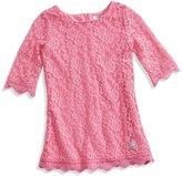 GUESS Lace Shift Dress (2-6x)