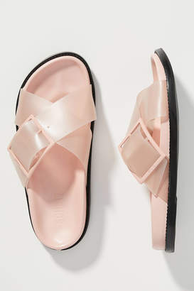 Schutz Trina Slide Sandals