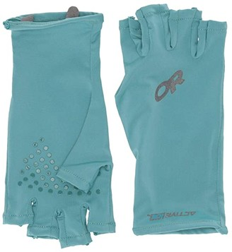 Outdoor Research Activeice Spectrum Sun Gloves (Seaglass) Cycling Gloves