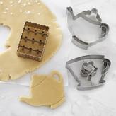 Williams-Sonoma Williams Sonoma Tea Time Impression Cookie Cutter Set