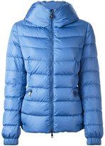 Moncler 'Artemis' jacket - women - Polyamide/Feather/Goose Down - 0