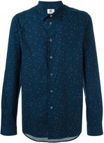 Paul Smith allover dots print shirt - men - Cotton - S