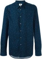 Paul Smith allover dots print shirt - men - Cotton - XXL