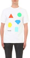 Diamond Supply Co. Shapes print t-shirt