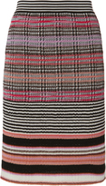 Missoni Knit Pencil Skirt
