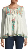 Raga Coastland Embellished Blouse
