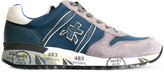 Premiata Lander sneakers - men - Leather/Suede/Neoprene/rubber - 40