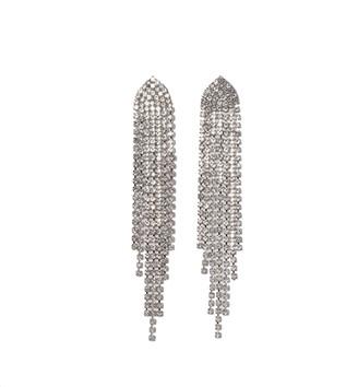 Vince Camuto Jeweled Chandelier Earrings