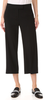 DKNY Wide Leg Crop Pants