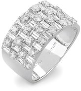 Women's Bony Levy Multi Row Diamond Band Ring (Nordstrom Exclusive)