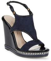Oscar de la Renta Matida Wedge Sandals