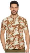 Polo Ralph Lauren Island Vibe Oxford Short Sleeve Sport Shirt Men's Clothing