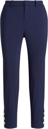 Ralph Lauren Buttoned-Cuff Golf Trouser