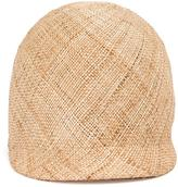 Sacai straw cap