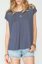 Gentle Fawn Loose Short Sleeve Top