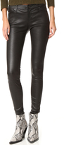 AG Jeans The Leather Legging Jeans