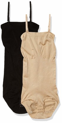 Body Beautiful Women's Seamless Strapless Bodysuit