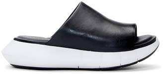 Clergerie Black Acid Sandals