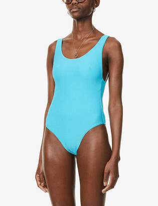 Seafolly Essentials ribbed swimsuit