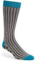 Ted Baker Men's 'Contrast Spot' Socks
