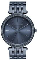 MICHAEL Michael Kors Michael Kors 'Darci' Round Bracelet Watch, 39mm