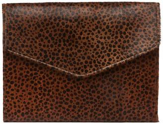 Aimee Kestenberg Mandy Leather Envelope Sleeve Clutch