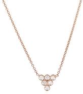 Ariel Gordon Diamond Triad Necklace