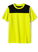 Classic Toddler Boys Colorblock Active Tee-Black One Giant Leap