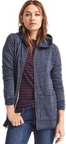 Gap French terry zip hoodie