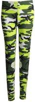 Fashion Box Womens Plus Size Animal Leopard Zebra Tie Dye Skull Print Viscose Leggings