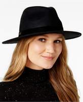 Calvin Klein Velvet-Band Panama Hat