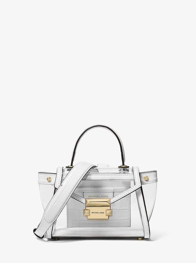 cad829f63bfc Clear Plastic Handbags - ShopStyle