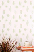 Urban Outfitters Cactus Icon Removable Wallpaper