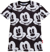 Disney Mickey Mouse Allover Tee for Men by Neff