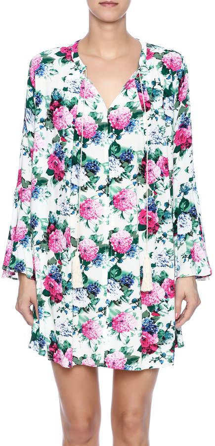 Umgee USA Floral Dress