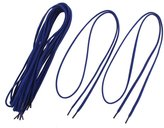 uxcell Skateboard Hiking Athletic Sport Shoes Shoelaces String 5 Pairs