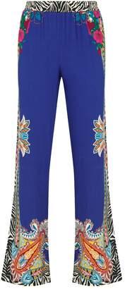 Hale Bob Berit Patterned Trousers