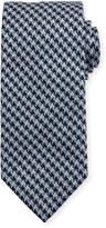 Brioni Textured Houndstooth Tie