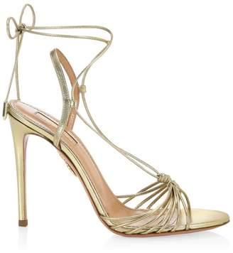 Aquazzura whisper sandal