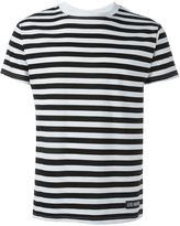Les (Art)ists striped T-shirt