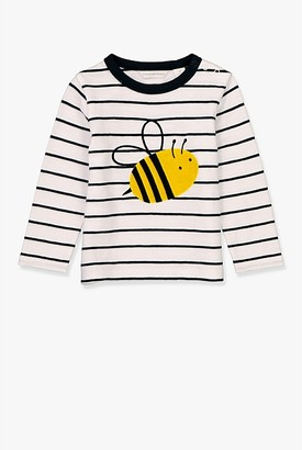 Country Road Bee Applique T-Shirt