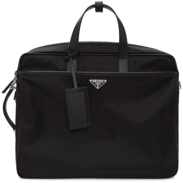 b9fa5d6c Black Convertible Work Briefcase