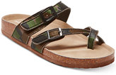 Madden-Girl Bryce Footbed Sandals Women's Shoes