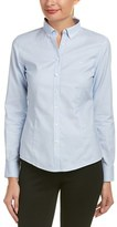 Brooks Brothers 1818 Tailored Fit Blouse.