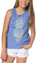 O'Neill Girl's Pineapple Bliss Glitter Tank