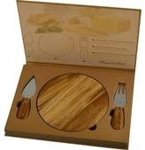 Picnic at Ascot Bristol Acacia Cheese Board Set